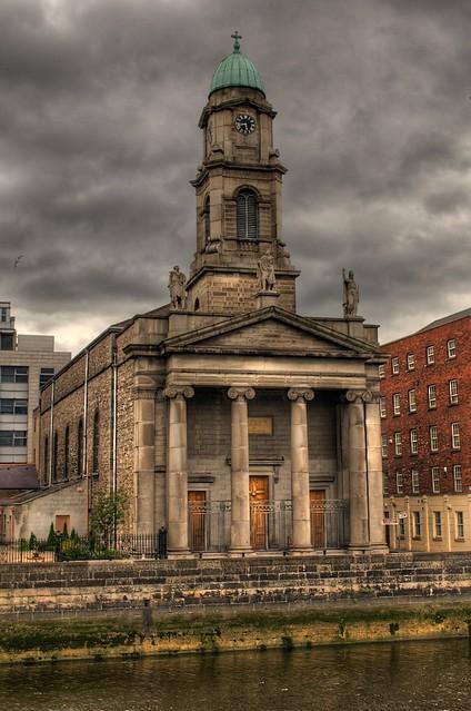 Saint Pauls Church Arran Quay Dublin Ireland St Paul