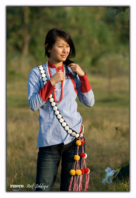 Arunachal pradesh girls