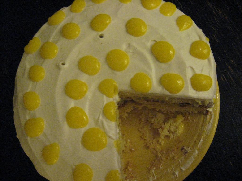 Meyer Lemon Cake Mix
