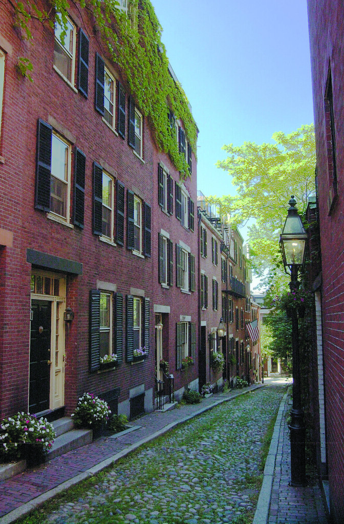 beacon hill acorn street beacon hill the most. Black Bedroom Furniture Sets. Home Design Ideas