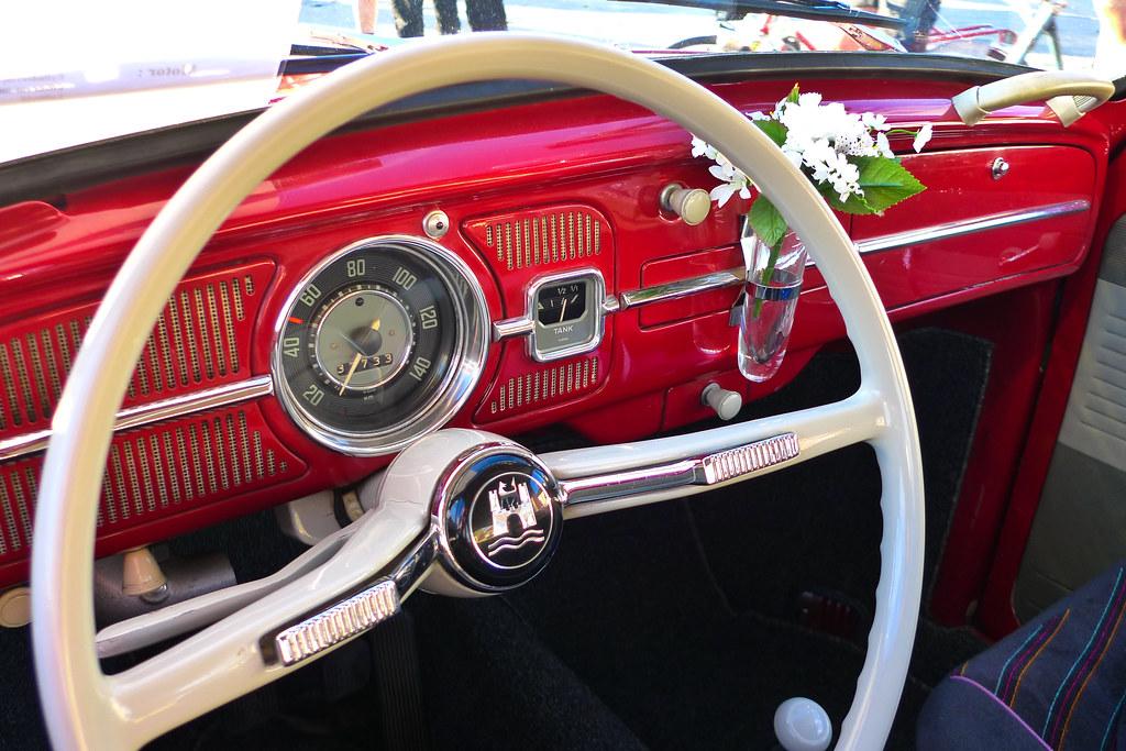 Beetle 1965 interior | www.dahlstroms.com | Håkan Dahlström | Flickr