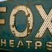Fox Theatre (Las Vegas Neon Boneyard)