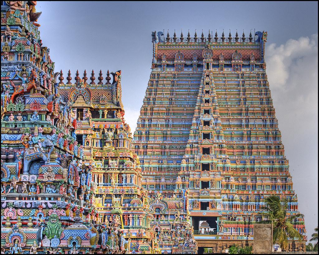 Raja Gopuram  View Large On EXPLORE : Aug 03 2009 en.wikipe…  Flickr