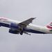 G-EUPX / Airbus A319-131 / 1445 / British Airways