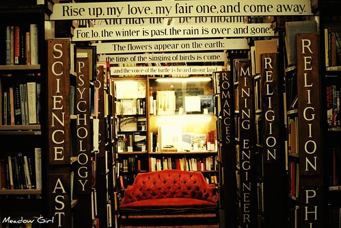 The Best Book Shop Ever ... | by Meadow♥Girl