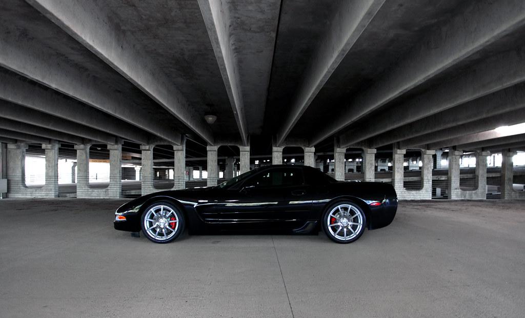 C5 Z06 C5 Z06 On Tsw Interlagos Wheels 18x9 Front 19x10