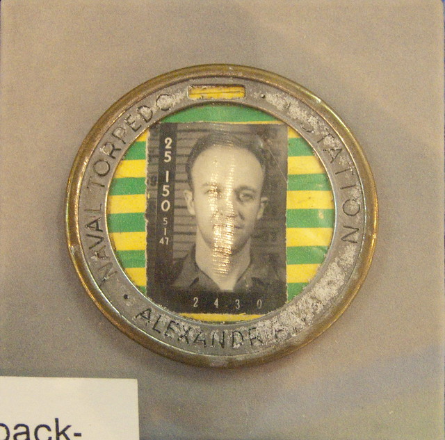 identification badge machine