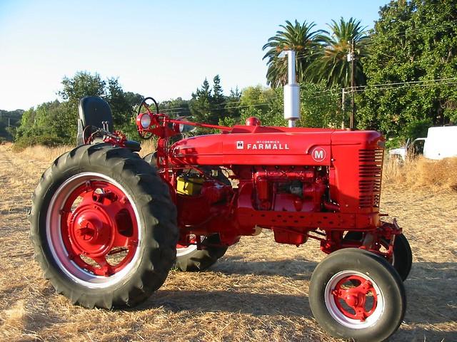 Farmall Tractor Models : Farmall model m tractor explore jack snell usa s