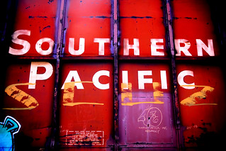 Southern Pacific | by Celine Chamberlin