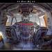 Nordatlas cockpit :: HDR