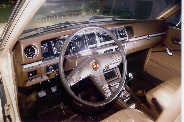 1979 Datsun 510 Wagon | Interior of my old 1979 Datsun 510 ...