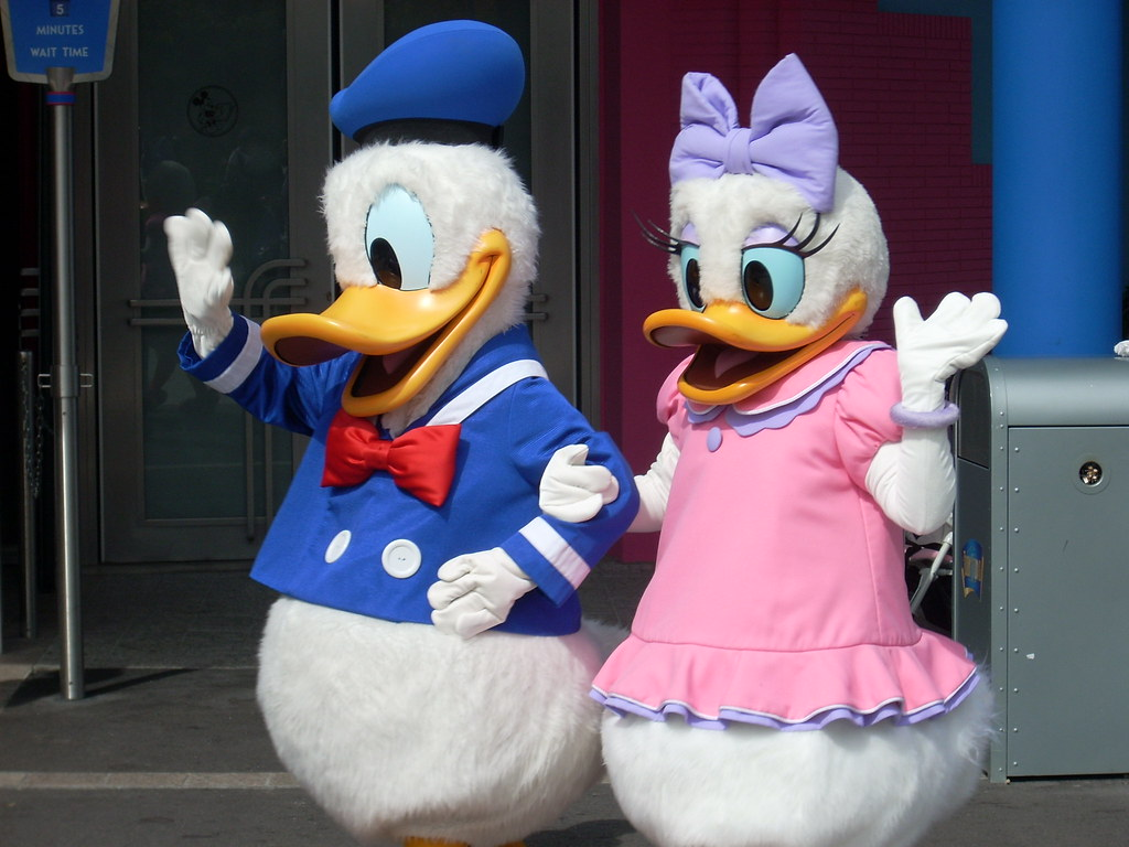Image Result For Daisy And Donald