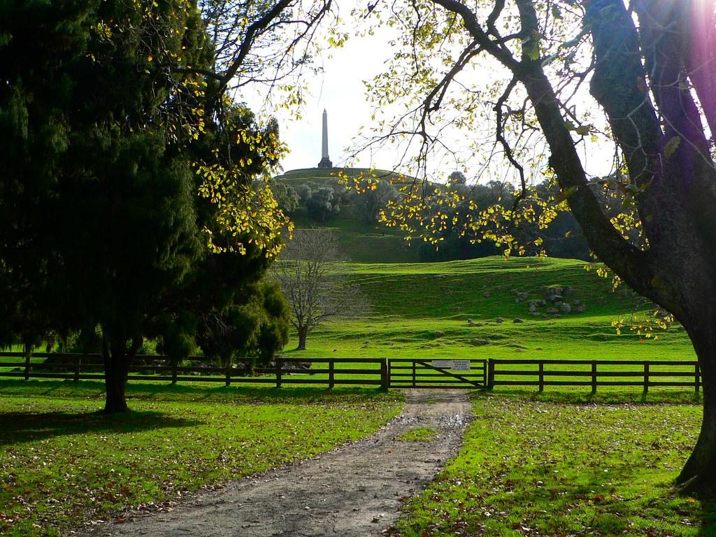 Cornwall Park Auckland New Zealand Sandy Austin Flickr