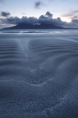 Bay of Laig - Dusk | by David Kendal