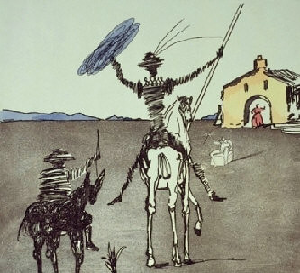 DALI-Don Quijote02