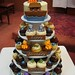 Noah's Ark Cupcake Tower