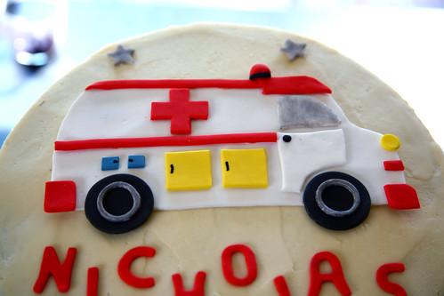 Ambulance Cake Pan