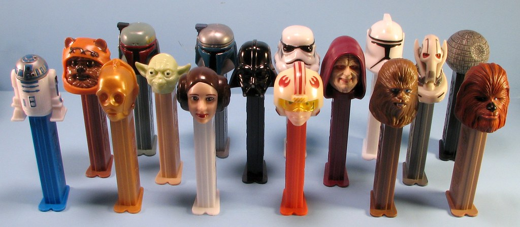 Star Wars Pez   ...C 3po