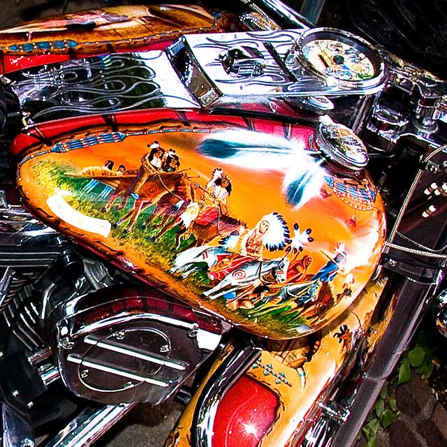 Harley Davidson Paint Colors