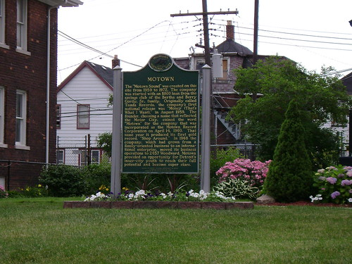 Motown history | by SCOTTS WORLD