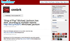 Did Michael Jackson really die today? | by adria.richards