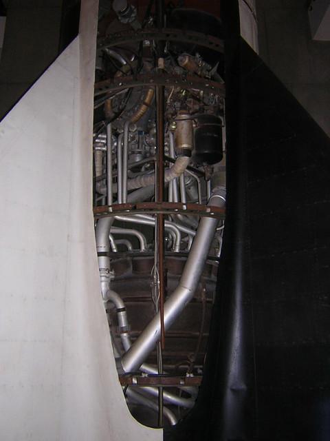 V2 Rocket Engine | V2 rocket engine at the Science Museum ...