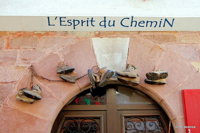 L 39 esprit du chemin san juan de pie de puerto francia flickr photo sharing - San juan pie de puerto ...