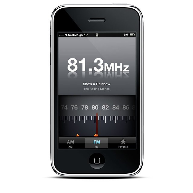 radio apps for iphone iphone radio remote app concept design nobtaka nukui 3338