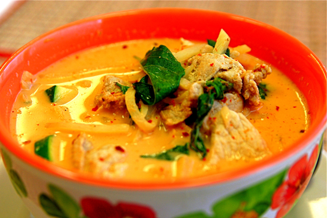 Which Thai Curry Is Closest To Indian Food