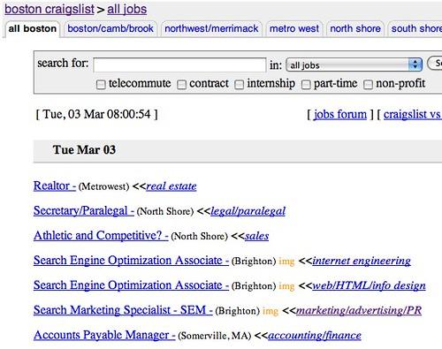boston all jobs classifieds - craigslist | boston all jobs ...