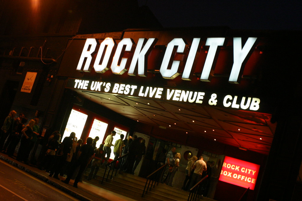 Rock City is a music venue and nightclub located in Nottingham, funon.ml is owned by venue operator and concert promoter DHP Family. It opened in December , first hosting The Undertones, and has gone on to host some of the biggest names in alternative music, as well as maintaining a number of weekly club funon.ml has been described by NME as