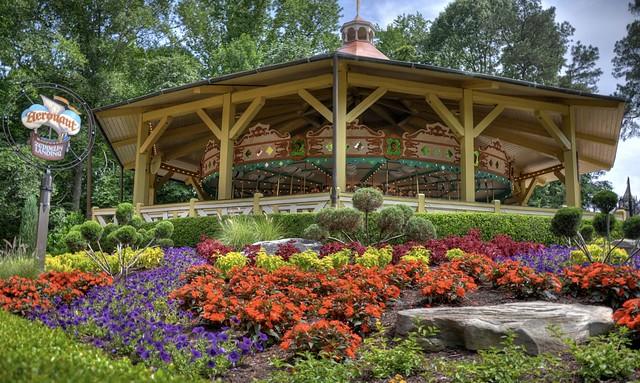 ... Busch Gardens Merry Go Round | by Ras Mikey & Busch Gardens Merry Go Round | Ras Mikey | Flickr