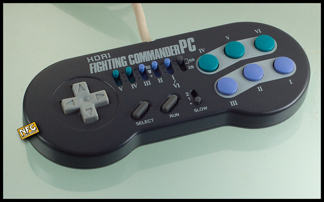 Hori Fighting Commander Pc Pad This Is A Fantastic