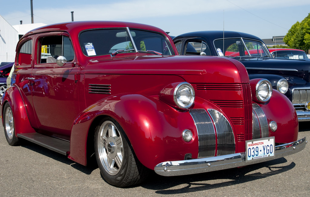 1939 pontiac 2 door sedan mshennessy flickr for 1934 pontiac 4 door sedan