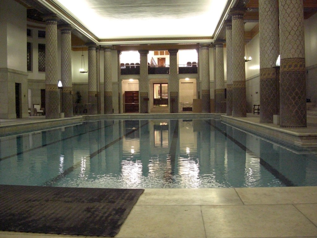 The Pool At The Royal Automobile Club London Who Needs