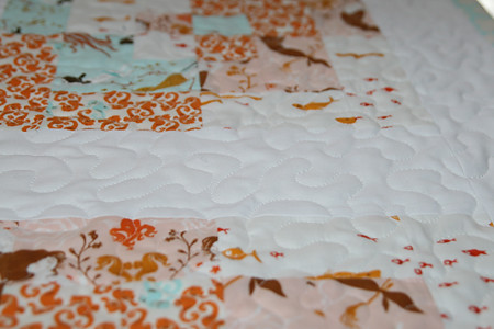 Free Motion Quilting | by Fresh Lemons : Faith