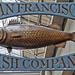San Francisco Fish Company Sign