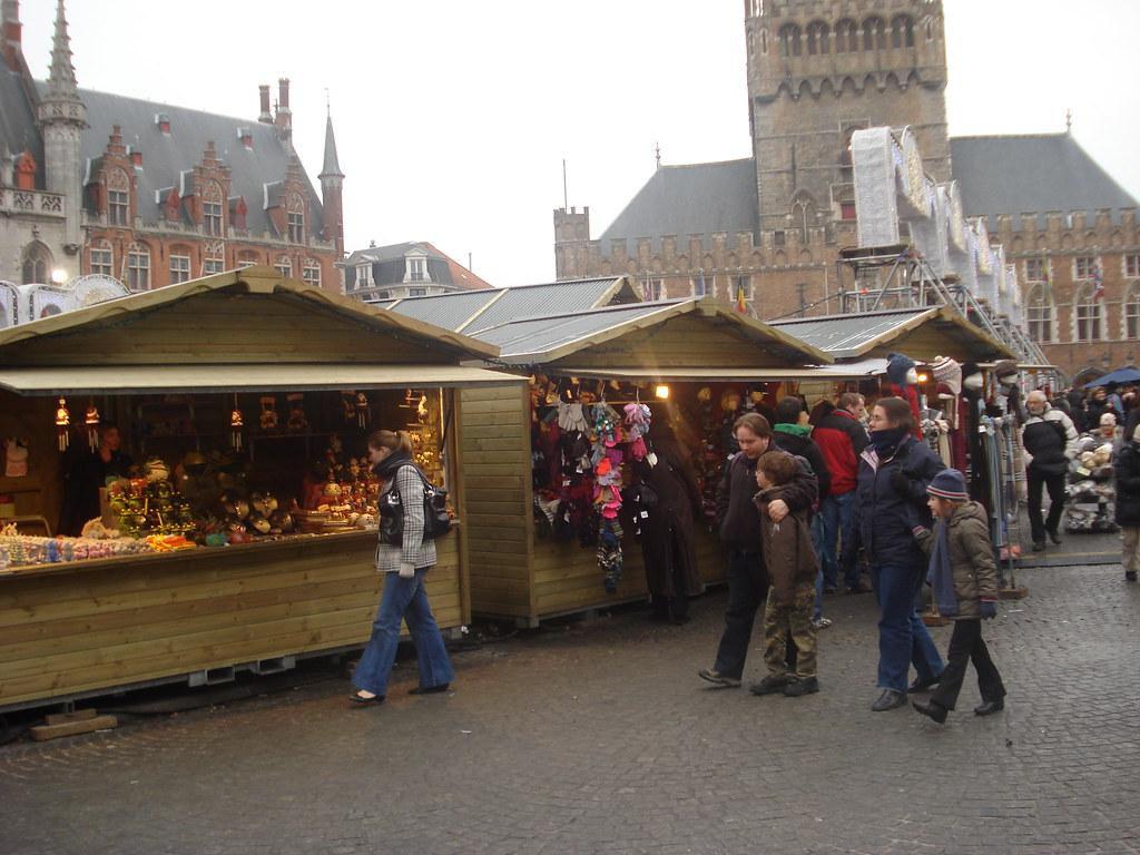 Bruges Christmas Market, Belguim | Bruges Christmas Market ...