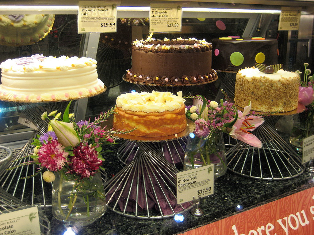 Whole Foods Cake Prices Torrance