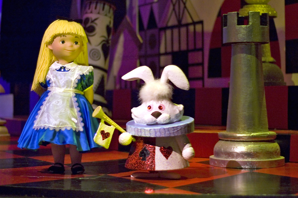3d alice in wonderland gets fucked by the rabbit - 4 10