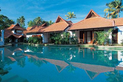 Meandering Pool Villas At Kumarakom Lake Resort Reside Wit Flickr