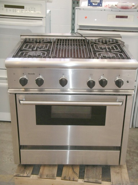 36 Thermador All Gas Range 2500 Thermador 36 Gas