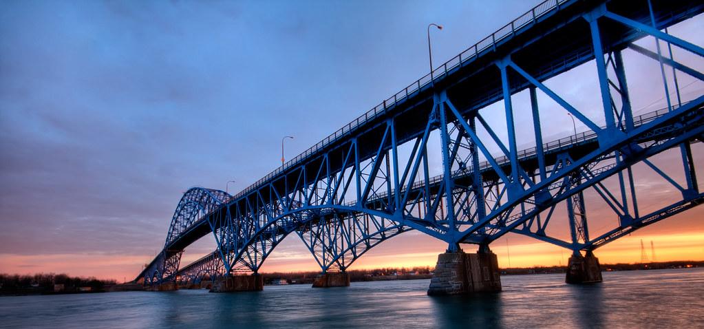 Grand Island Bridge Camera