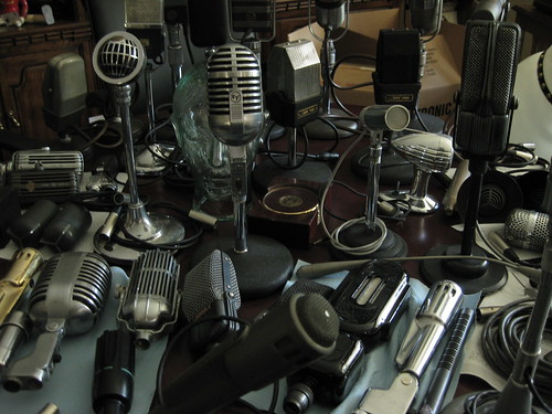 Microphones | by Roadside Guitars