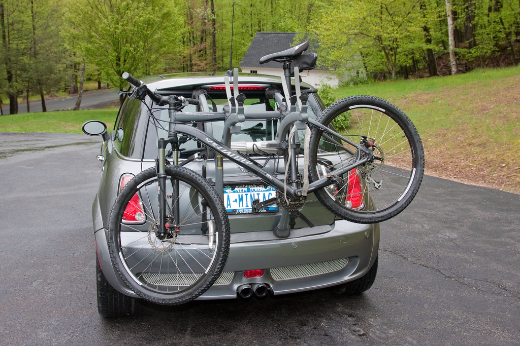 Bike Rack For Car Trunk