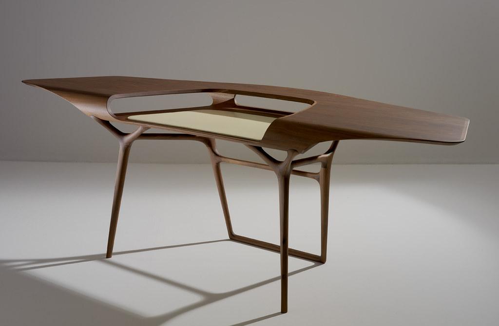 Bureau de direction manta ceccotti arcasa mobilier desig - Mobilier de bureau ...
