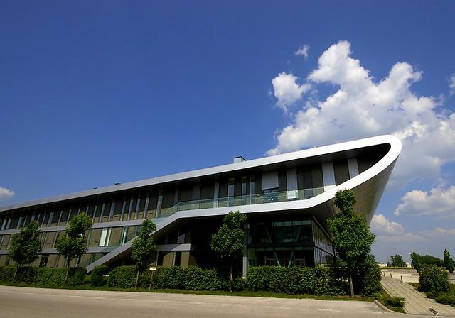 Burgenl ndische architektur 10mm fh campus eisenstadt - Fh frankfurt architektur ...