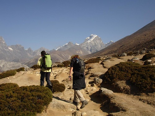 Everest Base Camp Trek - Nepal - April 2009 | by auldhippo