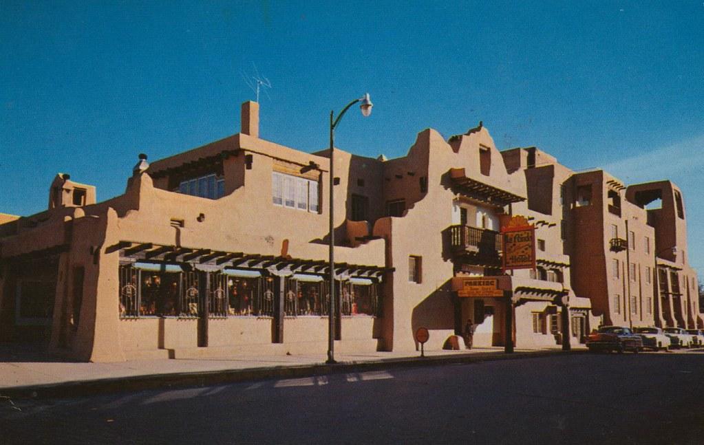 Santa Fe New Mexico Hotels