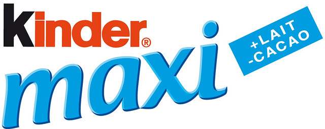 logo kinder maxi
